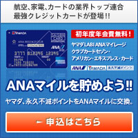ヤマダLABI-ANAカード