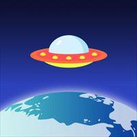 Earth.io 地球のポイント対象リンク